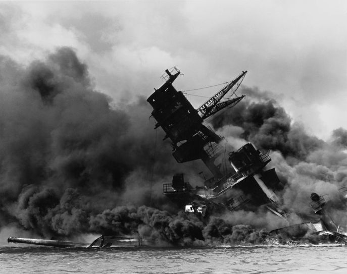 Pearl Harbor Day - USS Arizona