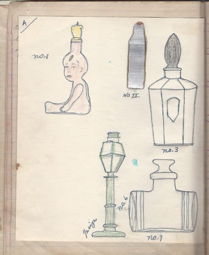 Edith Paton Kewpie Doll Page