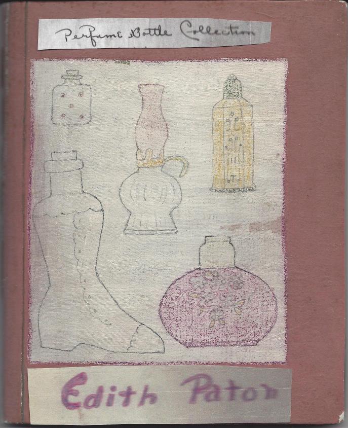 Edith Paton Perfume Bottle Collection(1a)