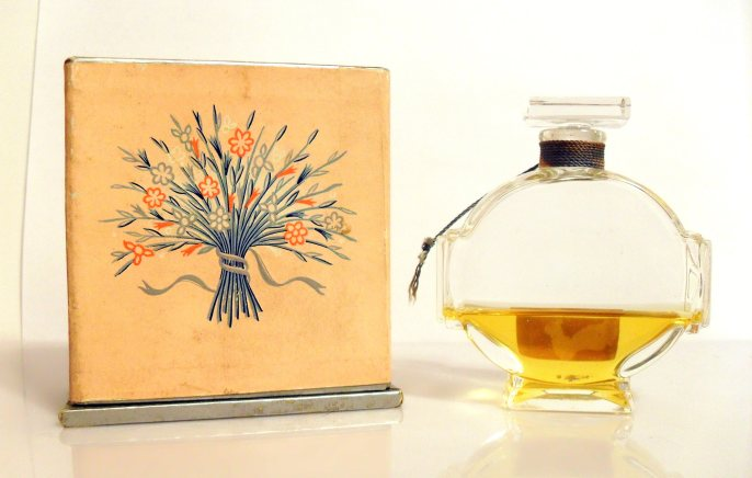 Gemey Perfume Set gift of Wally & Marion Paton