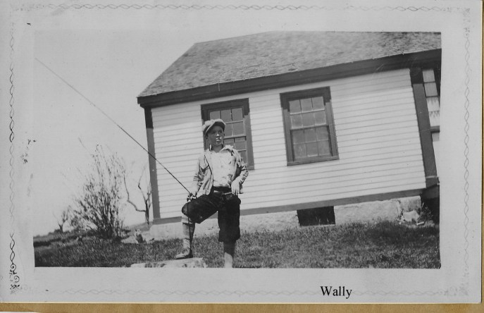 01-15 Wally going fishing