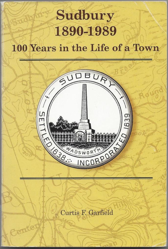 Curtis Garfield Sudbury book